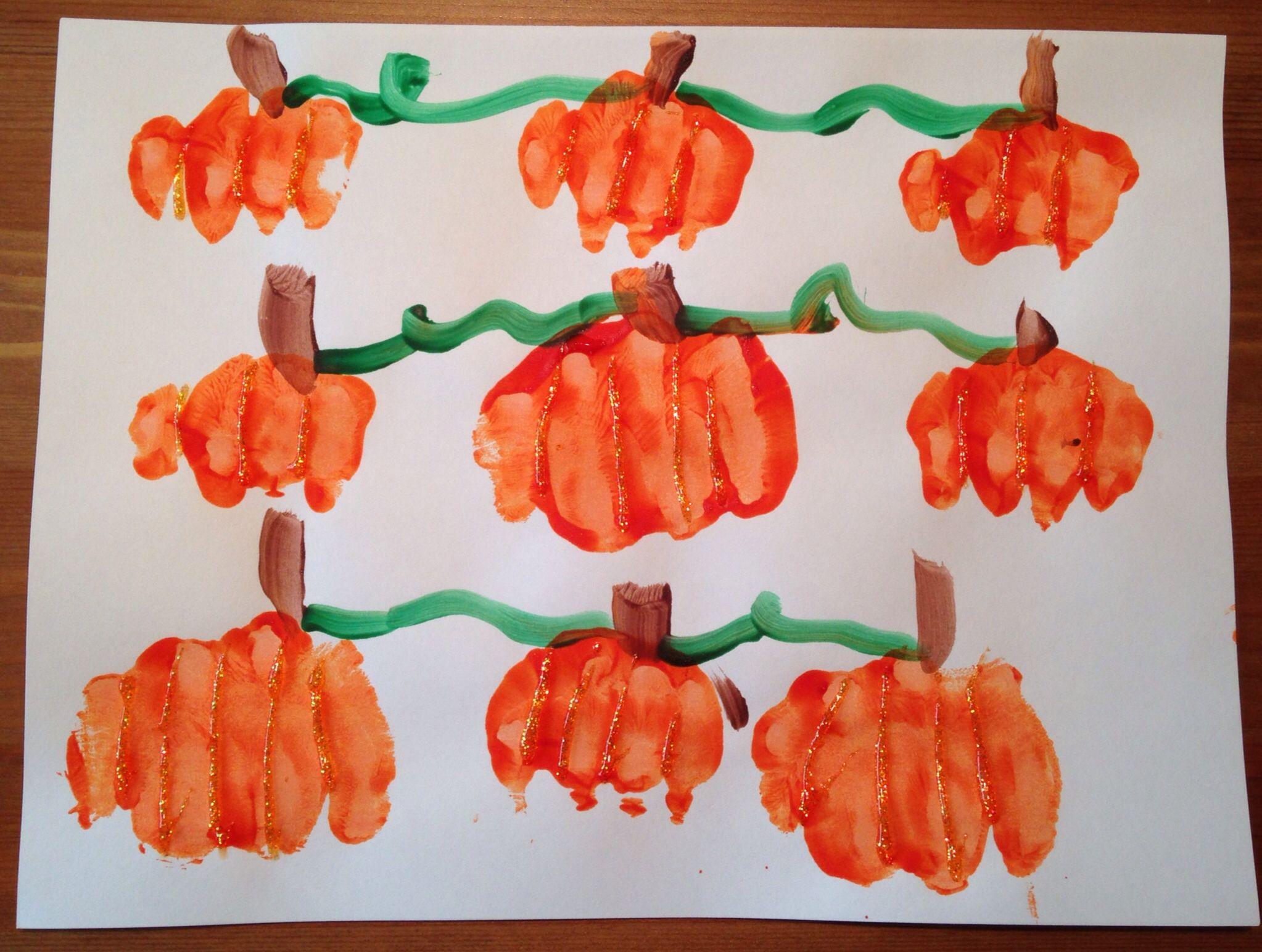 Pumpkin Patch Craft
