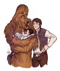 Baby Ben Solo! So cute! | Kylo ren fan art, Star wars art, Star ...