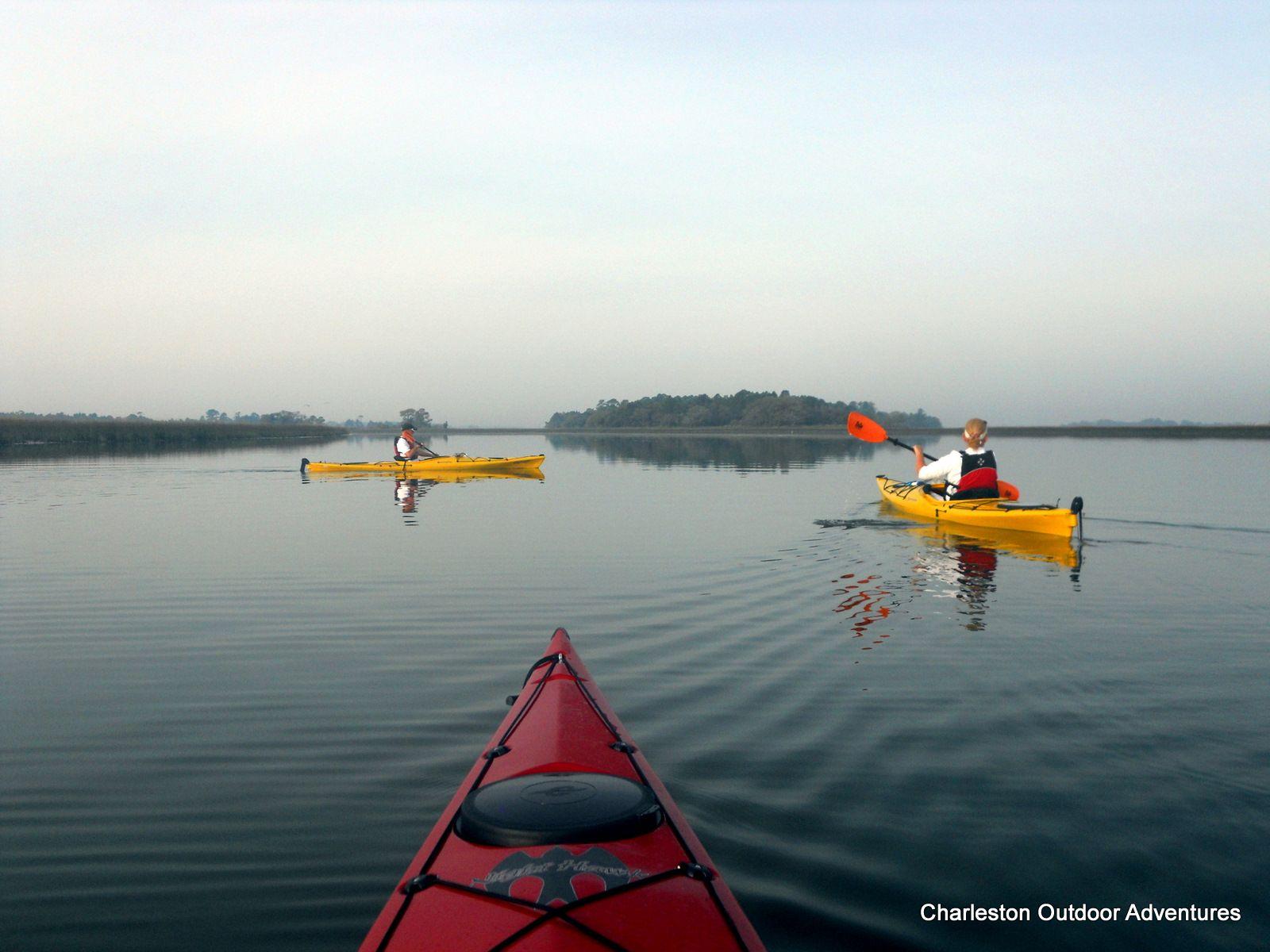Folly Beach Kayaking