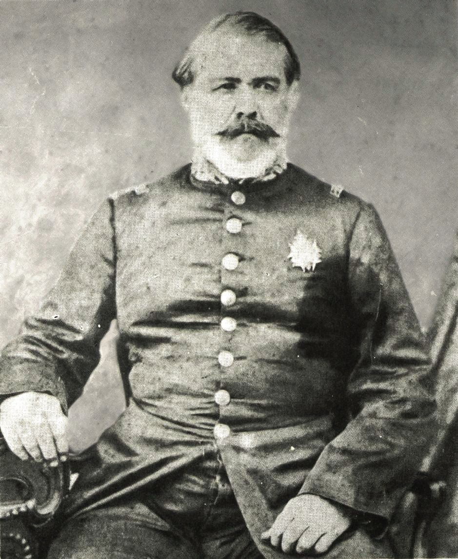 Luís Osório, Marechal do Exército do Império do Brasil,
