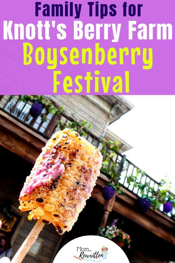 Photo of Knott's Berry Farm Boysenberry Festival – What You Need to Know #Berry #Boysenberry #Farm #F …