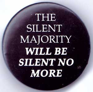 Image result for the silent majority