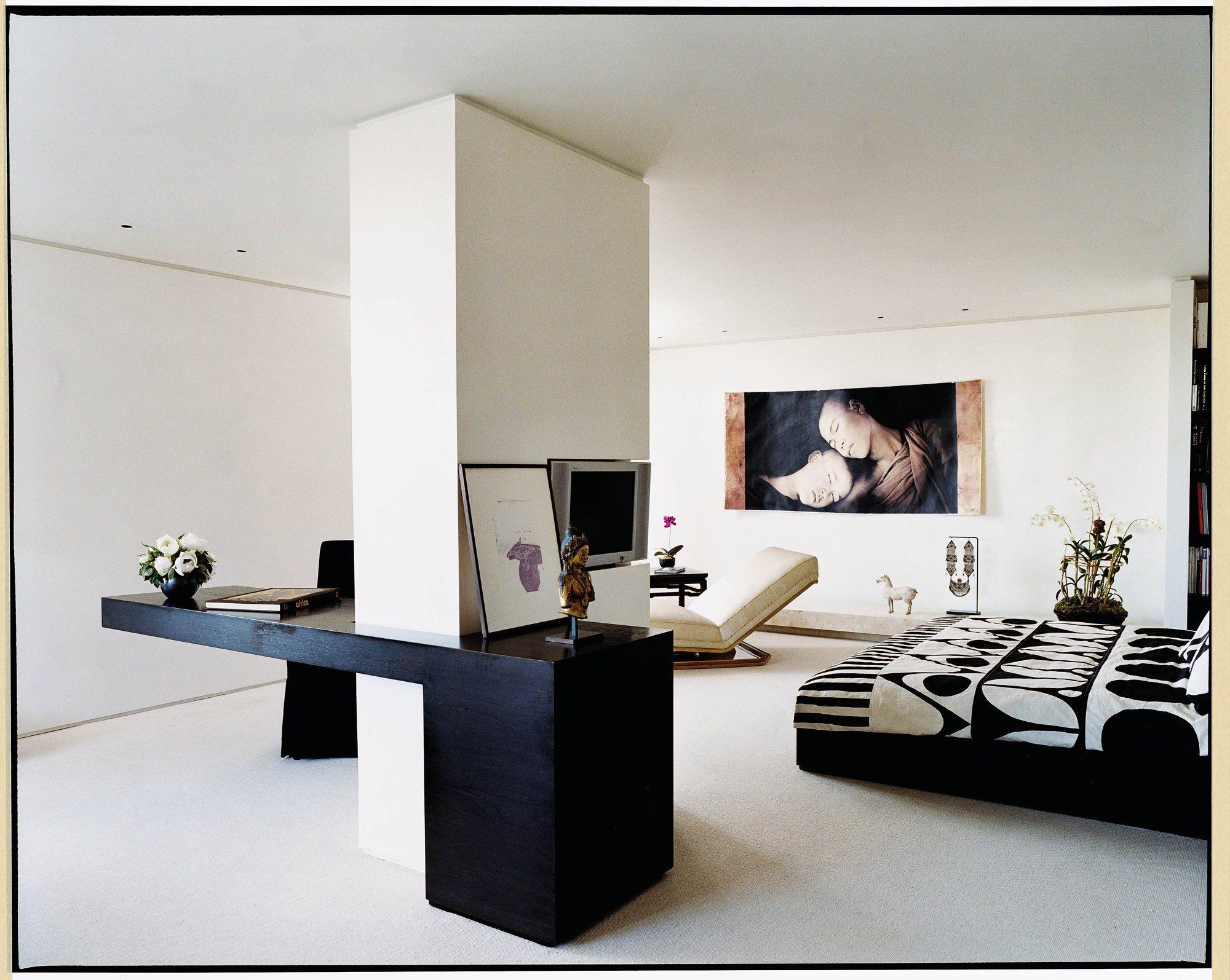 A Look Inside Donna Karan's Zen Manhattan Penthouse In
