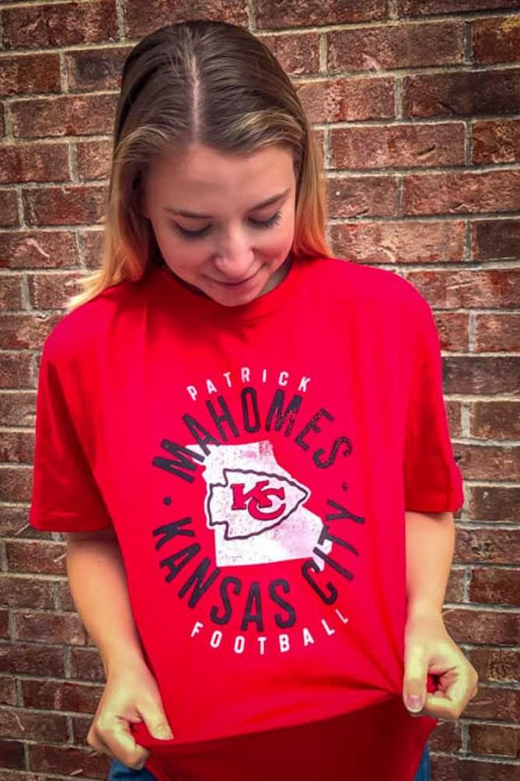 Shop Patrick Mahomes Gear At Your Local Rally House This Holiday
