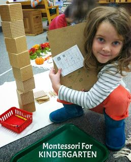 There are so many wonderful reasons to use #Montessori for your Kindergarten curriculum. Find some helpful hints by Jessie Beerman on MontessoriBloggersNetwork.com