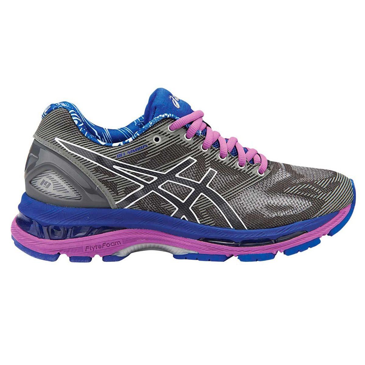 Asics Gel Nimbus 19 Lite Show Women's Running Shoes - rebel
