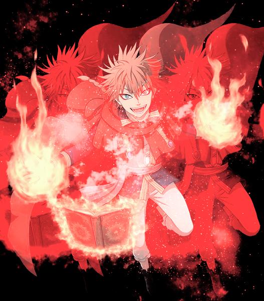 Leopold Vermillion Black Clover Blackclover Anime Manga Plusultra Black Clover Anime Black Clover Manga Anime