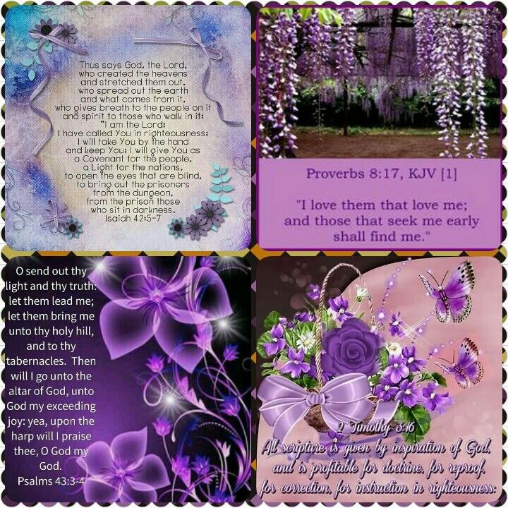 Pin on Scripture Collages