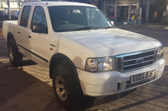 Ford Ranger Rulote Rulotă