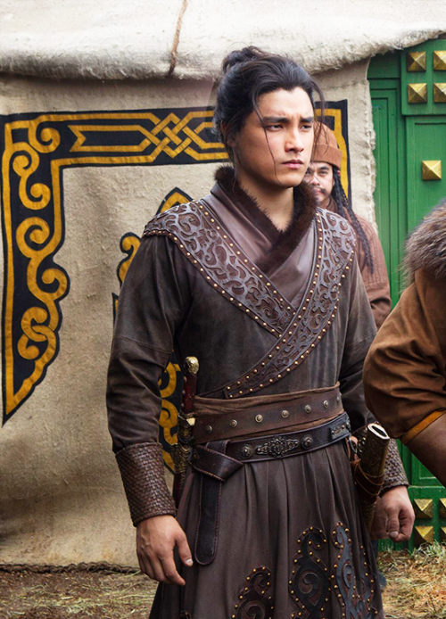 Remy Hii in 'Marco Polo' (2014). | Fantasy fashion