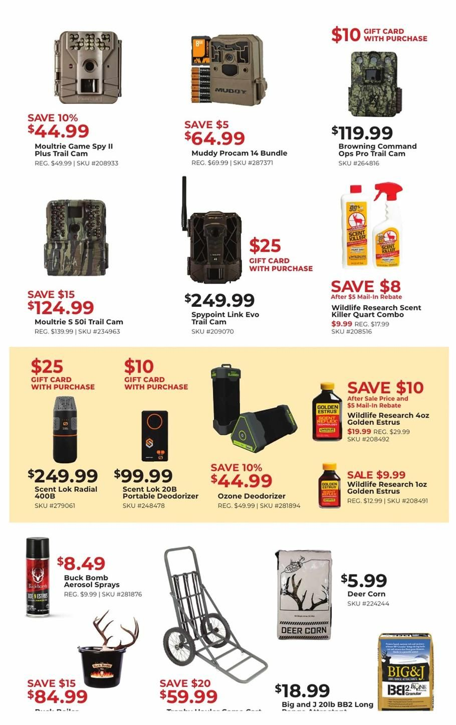 Gander Outdoors Black Friday Ad Scan Deals And Sales 2019 Black Friday Ads Black Friday Black Friday News