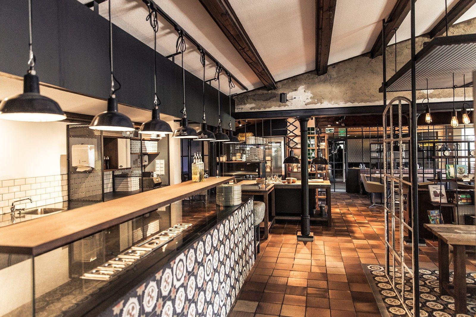 Innenarchitektur Gastronomie   Restaurant Bar Design ...