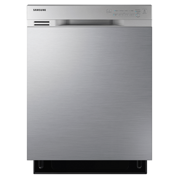 A Dishwasher That S Seen Not Heard Steel Tub Dishwasher Stainless Steel