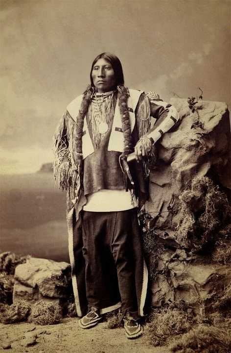 Image result for arapaho 1800's