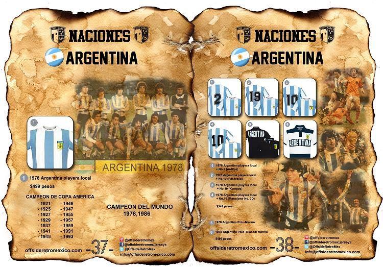 Catalogo Argentina 78'