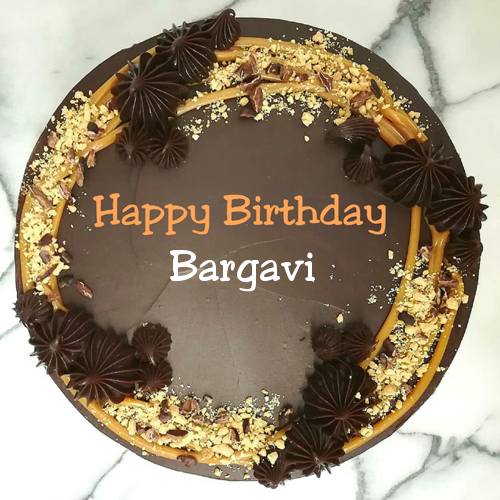 Happy Birthday To Bargavi