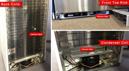 How To: Clean Your Refrigerator Coils | Idler's Blog