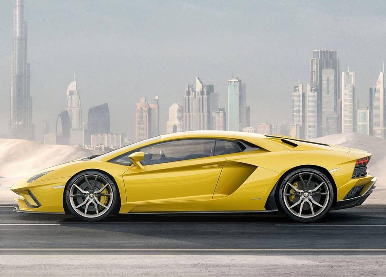 Novo Lamborghini Aventador S 2019 2020 Atualizados Lamborghini