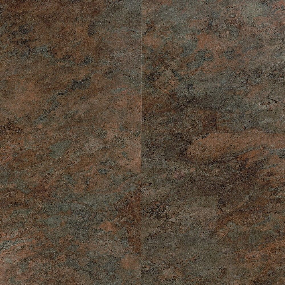 US Floors Coretec Plus Tile 50LVT106 River Slate Vinyl