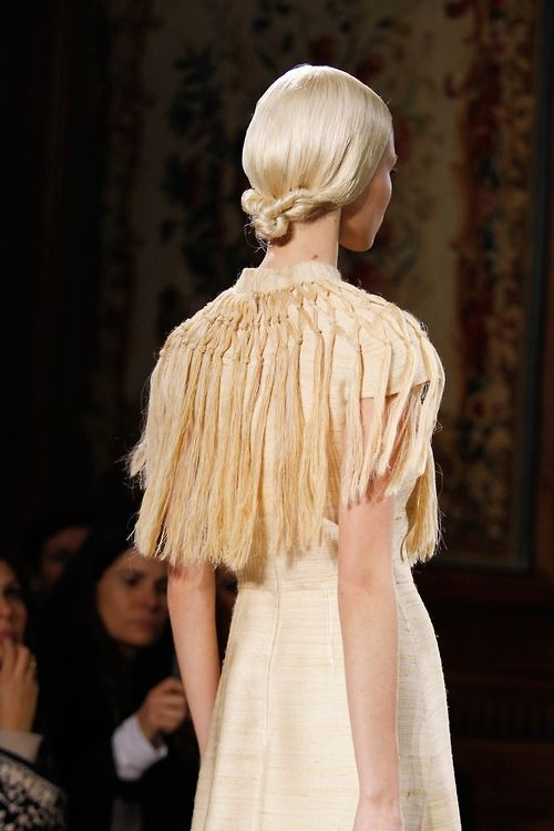 Valentino spring 2014 couture details