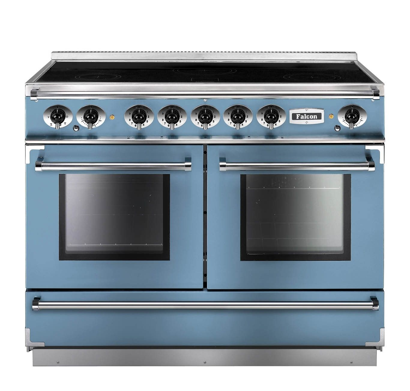 Falcon Continental 1092 Induction China Blue Range Cooker ...