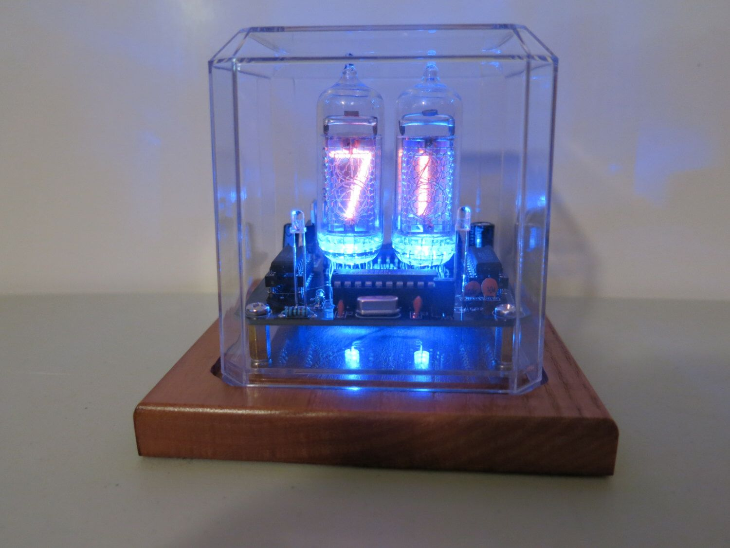 Nixie therm IN-14  russian  Digit Tubes Tube thermometer Nixie therm
