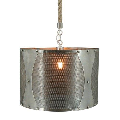 Light&Co Industriële hanglamp Eden | Loods 5 | afdeling verlichting | Jouw stijl in huis meubels & woonaccessoires