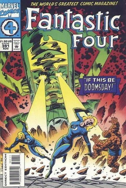 Fantastic Four Volume Comic Vine Fantastic Four Comics Comic Books Fantastic Four