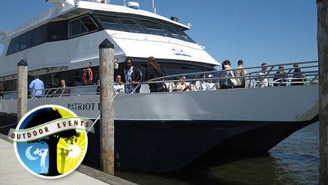 DC Harbor Lights Cruise @ Patriot II in SW (Washington, DC)