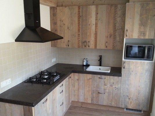 Steigerhouten Keuken Ikea : Keuken uit steigerhout op basis van ikea houtcuisine