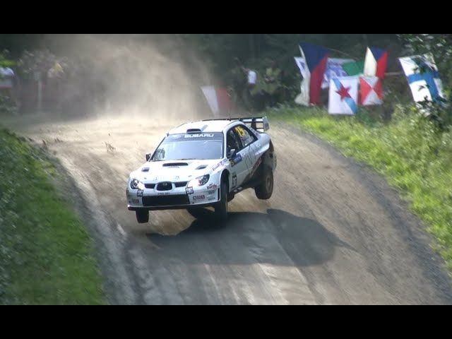 Norway's Mads Østberg is one of the fastest rally drivers on the planet. He races for Citroën now, but here's a 40 minute videography of his career with Subaru.