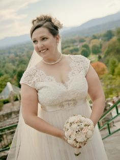 Plus Size Rustic Wedding Dresses