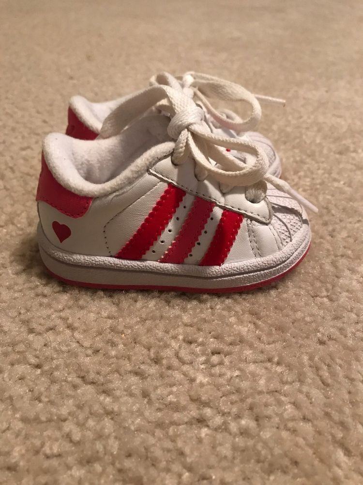 Adidas Size 3 Infant Girl Tennis Show