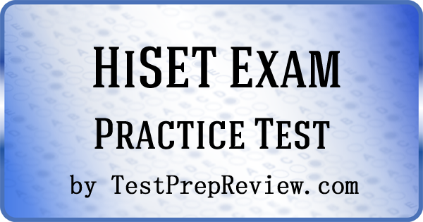Pin On Hiset Practice Test