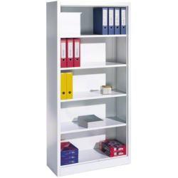 Photo of Office shelf with 4 shelves, HxWxD 195x93x50 cmSport-tec.de