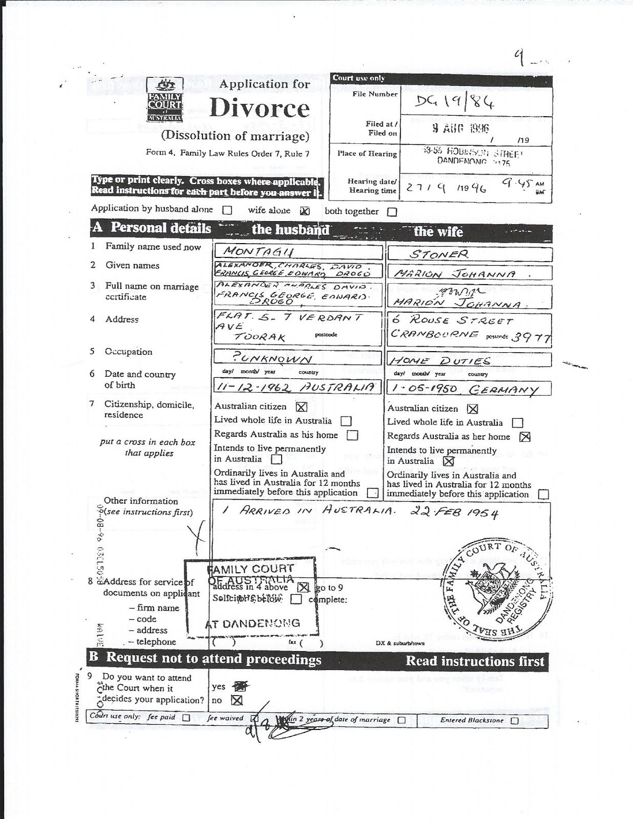 picture relating to Free Printable Divorce Papers for Louisiana called down load divorce certification - Google Glimpse Divorce styles