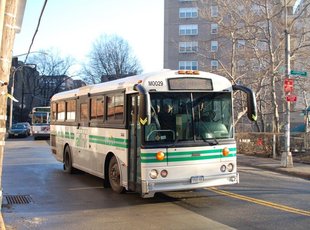 Hudson Rail Link Thomas Bus Bus System Rail Link Cars