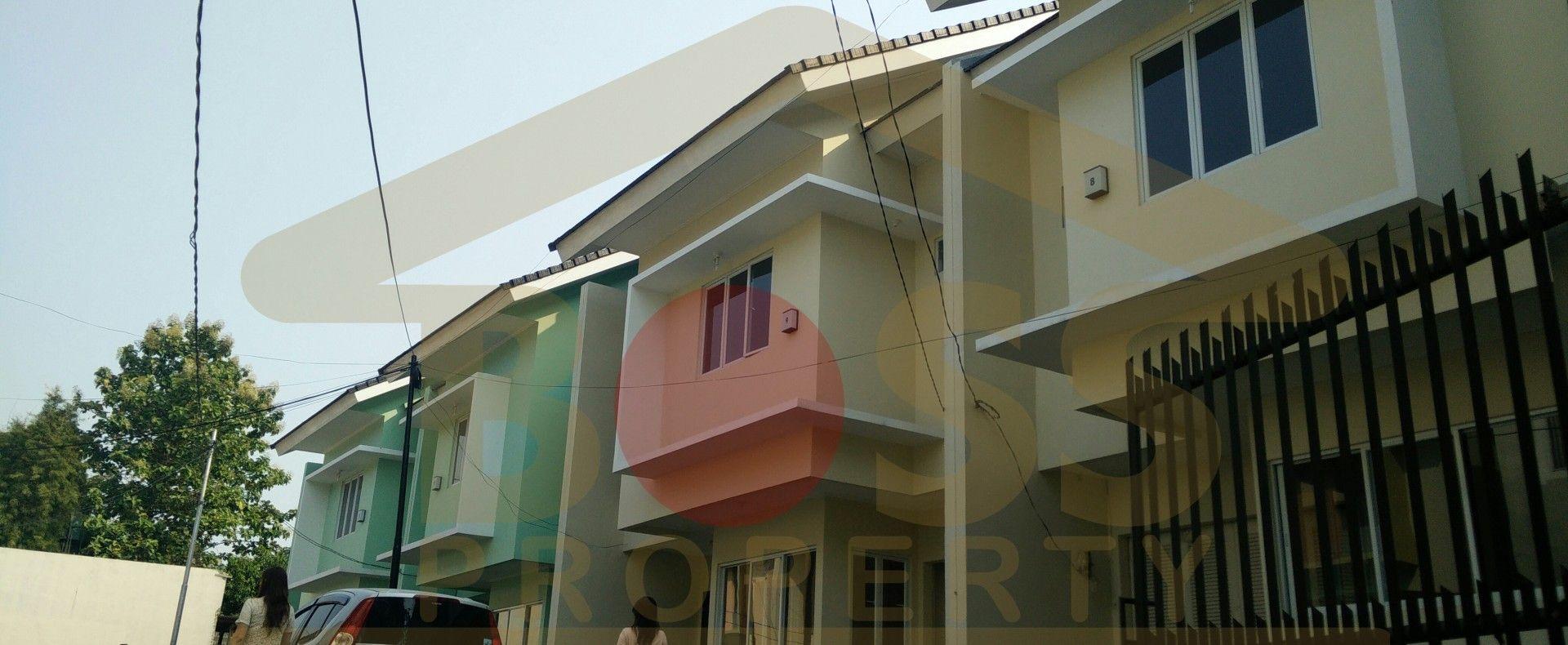 Rumah Baru Keren lebar 8.5 di SUNRISE GARDEN Jakarta Barat