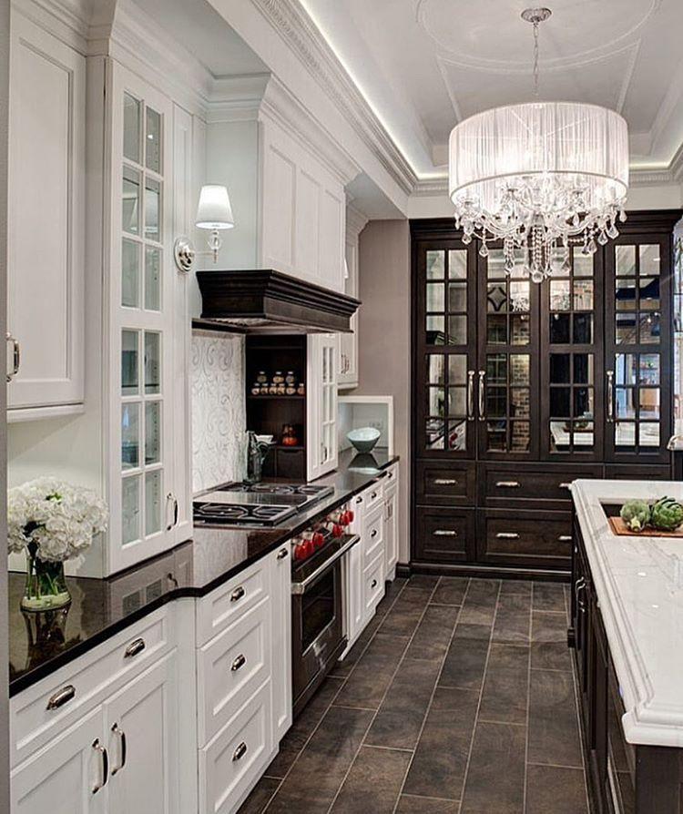 Cocinas cl sicas son las que mas te gustan casaguapa naypena cocinas dise o de cocina - Cocinas blancas clasicas ...