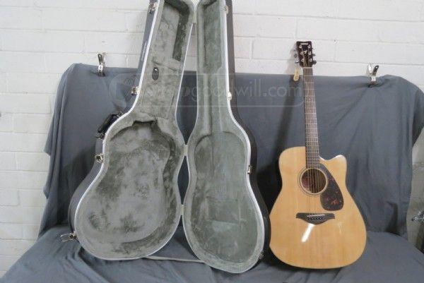 Yamaha Fgx700sc Acoustic Guitar Acoustic Acoustic Guitar Guitar