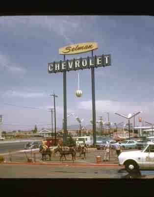 Selman Chevrolet On Chapman At The 55 Freeway In Orange Ca A Mainstay Of Orange For Over 60 Years Ht Orange County California California History Orange City