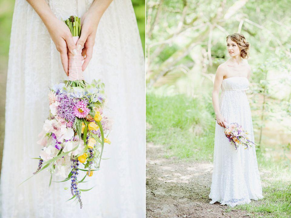 1950s, 1960s and 1970s Vintage Wedding Dress Elegance With NamaNama