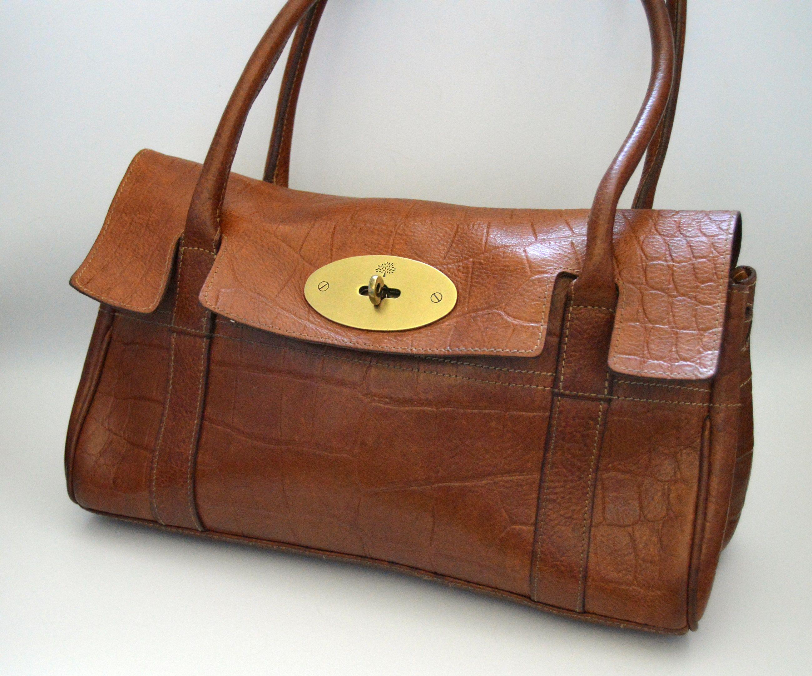 Mulberry Mini Small Bayswater Ledbury - wearusagain Wear Us Again ... 51b45ab645