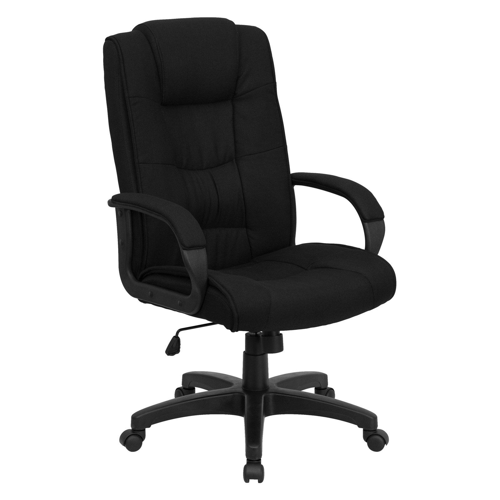 flash furniture high back fabric executive office chair go 5301b