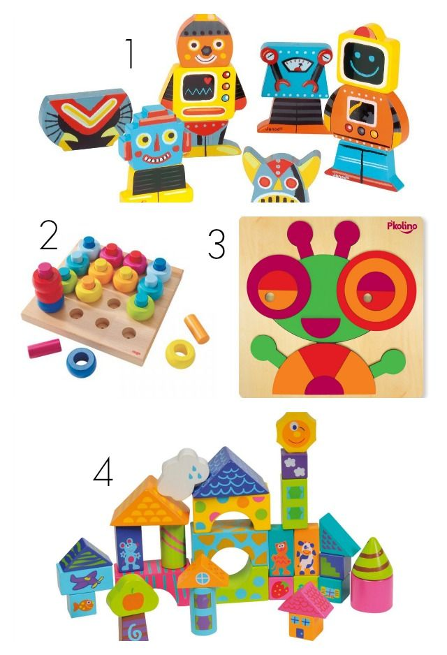 Battery-Free Toys for Babies and Toddlers | Developmental ...