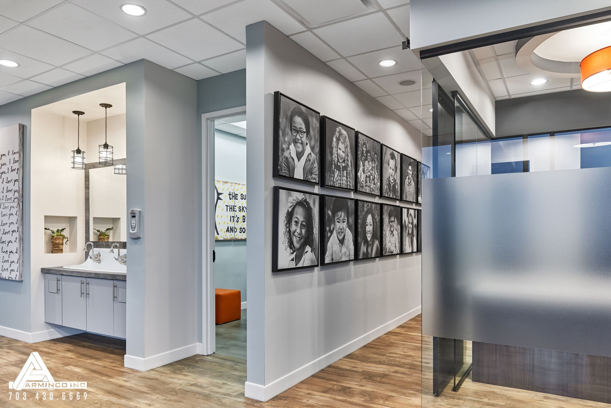 medical office design office. Simple And Modern Spacious Office. Dental Office Design By Arminco Inc. More Medical