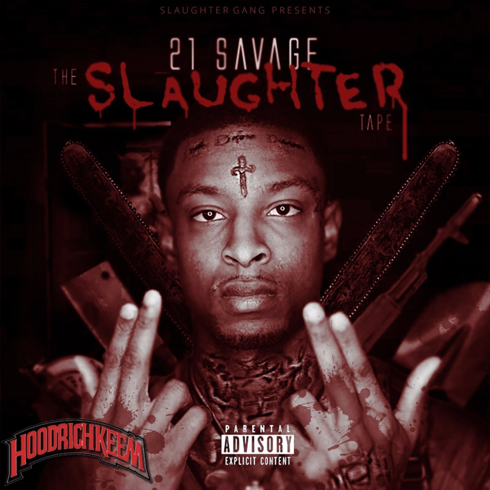 21 Savage Rapper Artist poster wall decoration photo print 24x24 inches