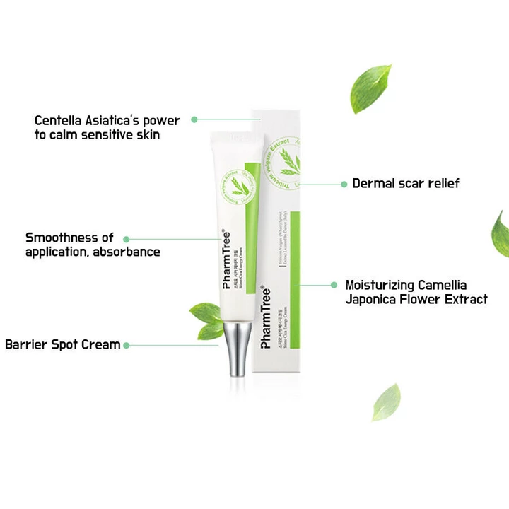 Centella Asiatica S Power To Calm Sensitive Skin Smoothness Of Application Absorbance Barrier Spot Cream Derma Calm Sensitive Skin Skin Textures Sensitive Skin