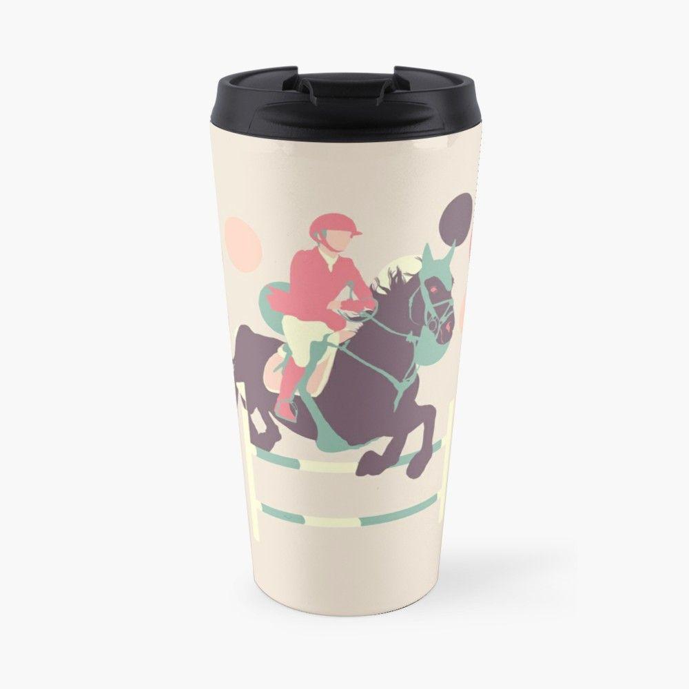 Hedge Jump Horse A En 2019 ShowTravel In Mug Gifts 80vNnwOm