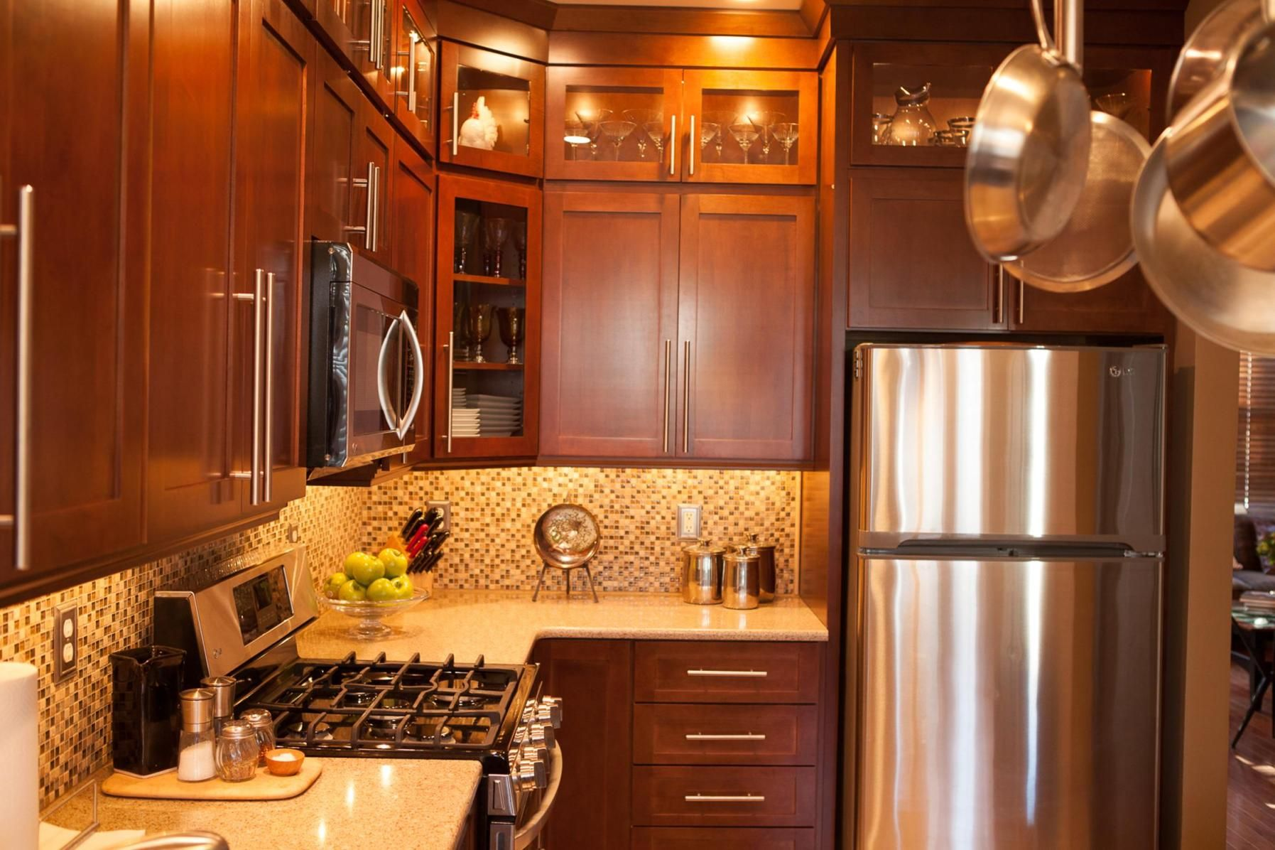 39 Awesome Townhouse Kitchen Remodel Design 39